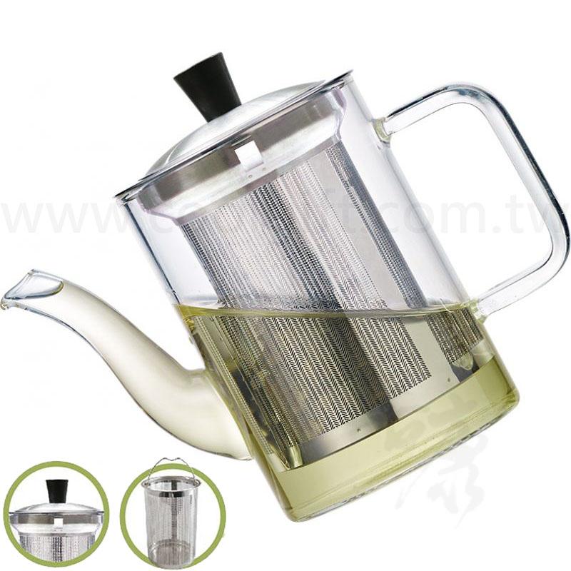 妙管家經典玻璃泡茶壺