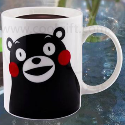 熊本熊早餐杯(寬口)