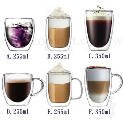 波頓/雲朵系列玻璃咖啡杯