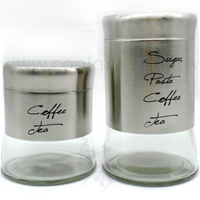 米蘭情玻璃收納罐
