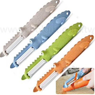 小麥陶瓷鱷魚刨刀