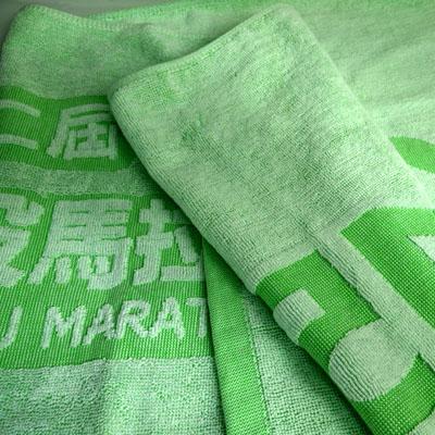全客製化純棉運動毛巾