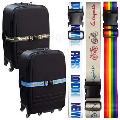熱昇華彩印行李帶