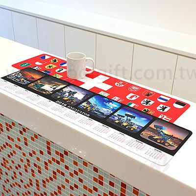 加長型防滑桌墊/櫃檯墊
