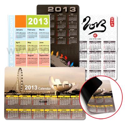 客製化磁片年曆