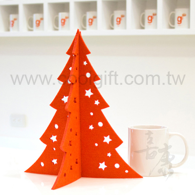 毛氈聖誕樹